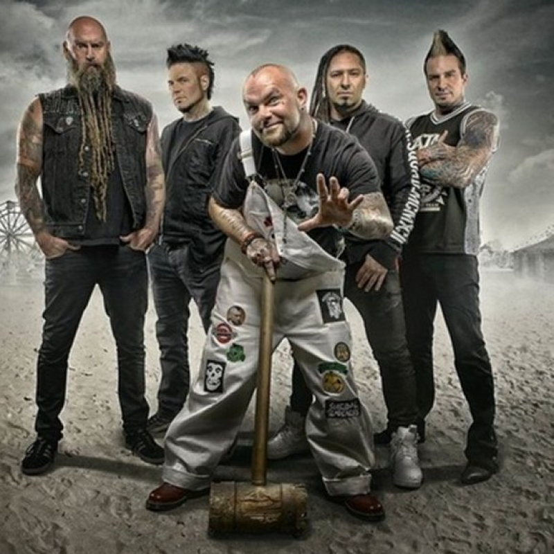 Five Finger Death Punch Image