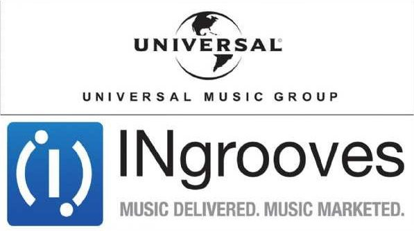 Universal Music Group - Ingrooves